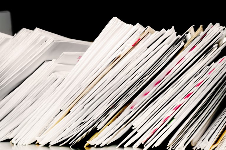 documents letters health information