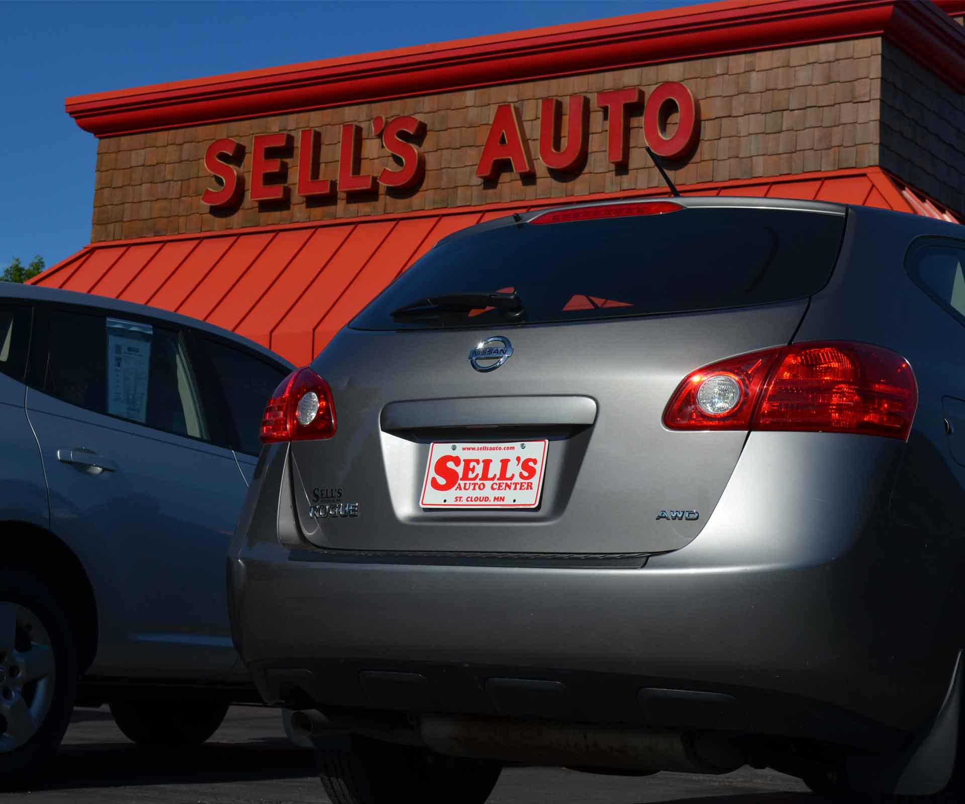 Sells Auto Used Car Dealer St Cloud Mn