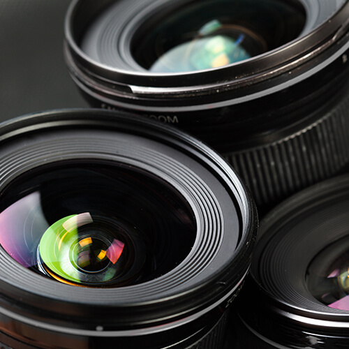 Order Camera Lenses