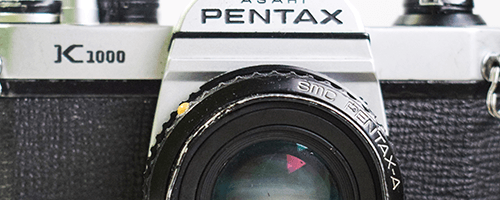 Shop Pentax Products