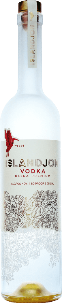 IslandJon Ultra Premium Vodka