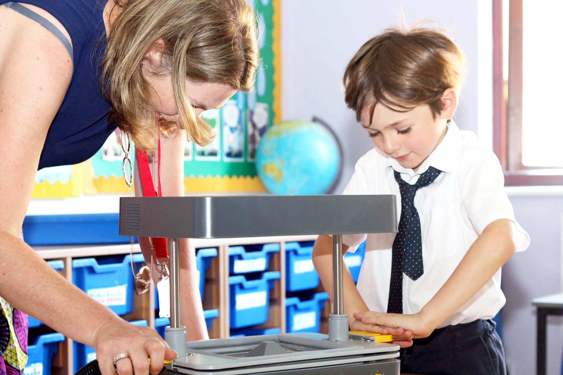 Using the Mayku FormBox in Education
