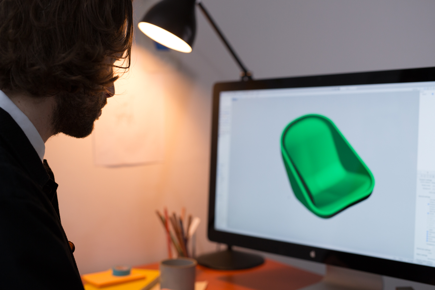 How to use 3D printing and vacuum forming as an industrial designer