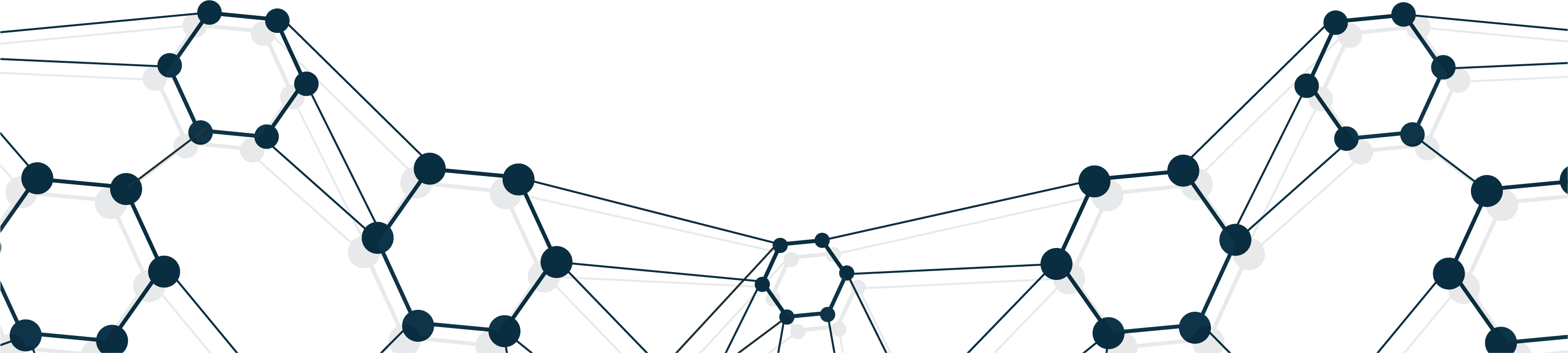 Graphic design of molecules
