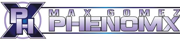 Logo art for PhenomX