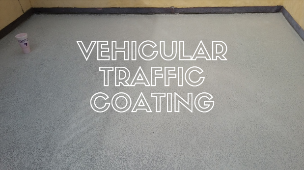 Vehicular Traffic Coating Matters