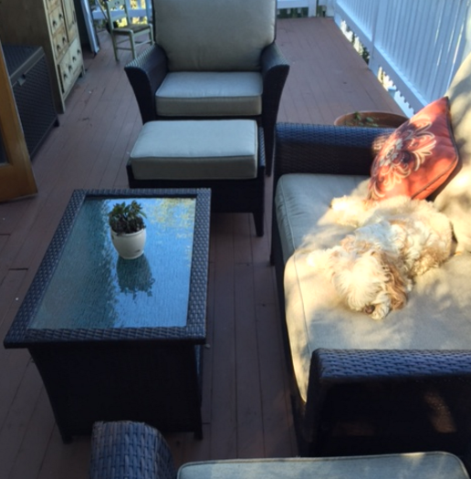 Making your Deck an Inviting Space