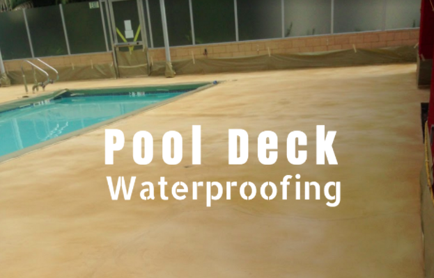 The Importance of Waterproofing Your Pool Deck
