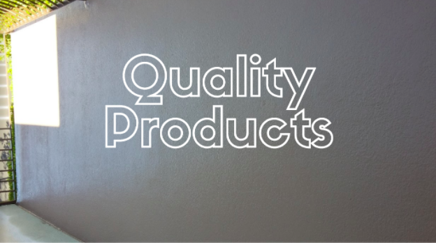 The Importance of Quality Products