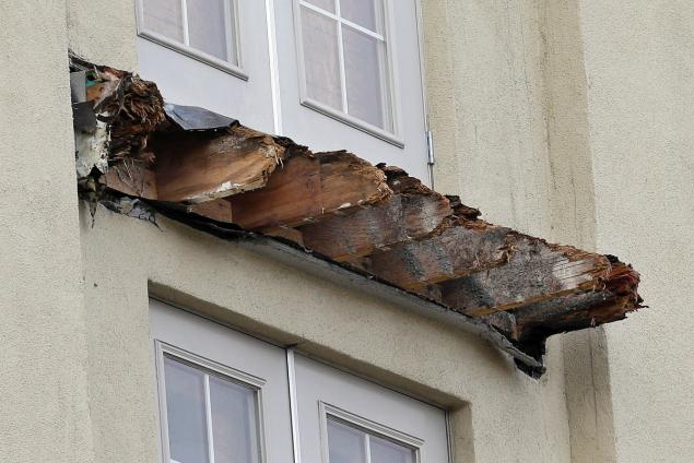 Berkeley balcony collapse