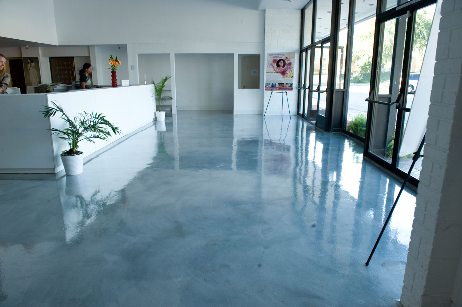 Epoxy Floor coatings in your garage