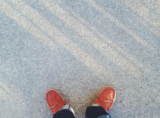 epoxy floor shot