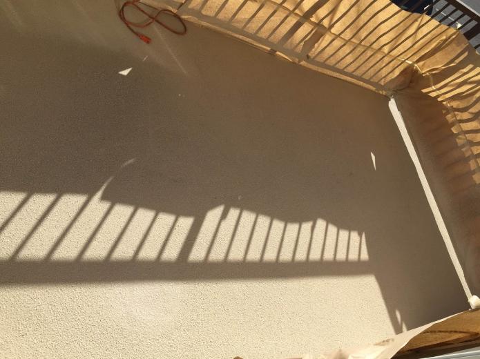 magnesite floor