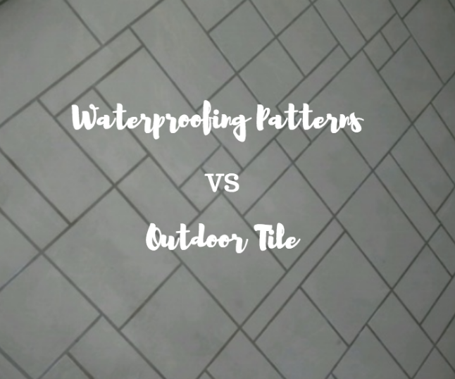 Benefits Of Waterproofing Patterns