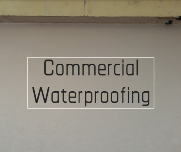 Commercial Waterproofing