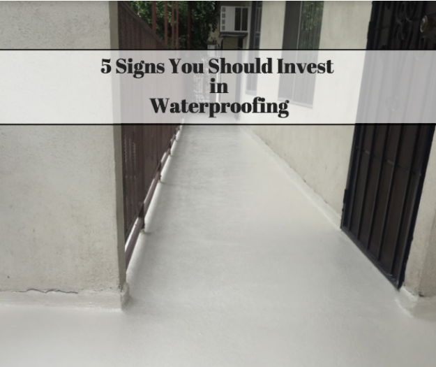 is basement waterproofing a good investment