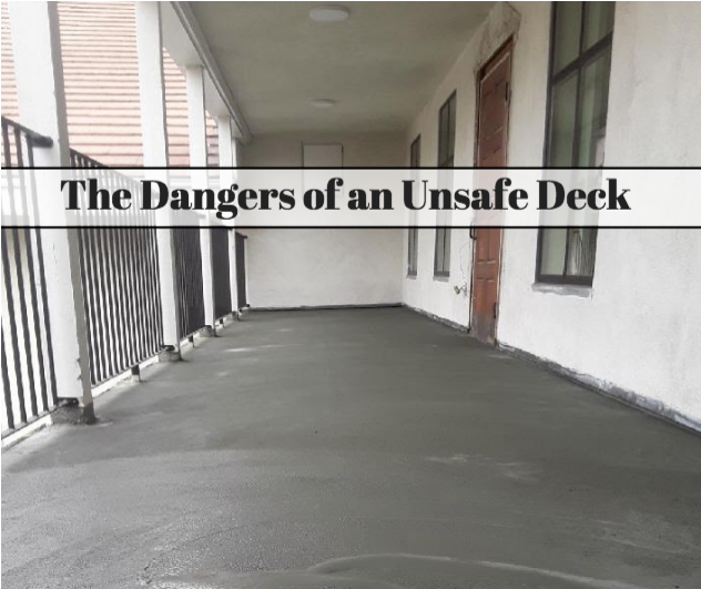 unsafe builds for decks