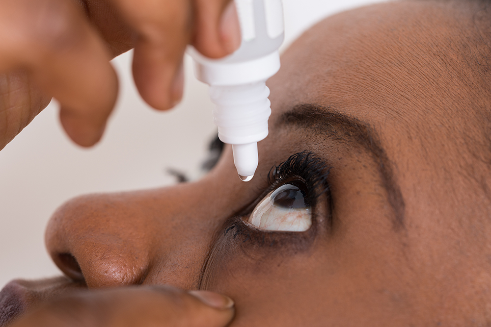 Dry Eye Treatment by Shofner Vision