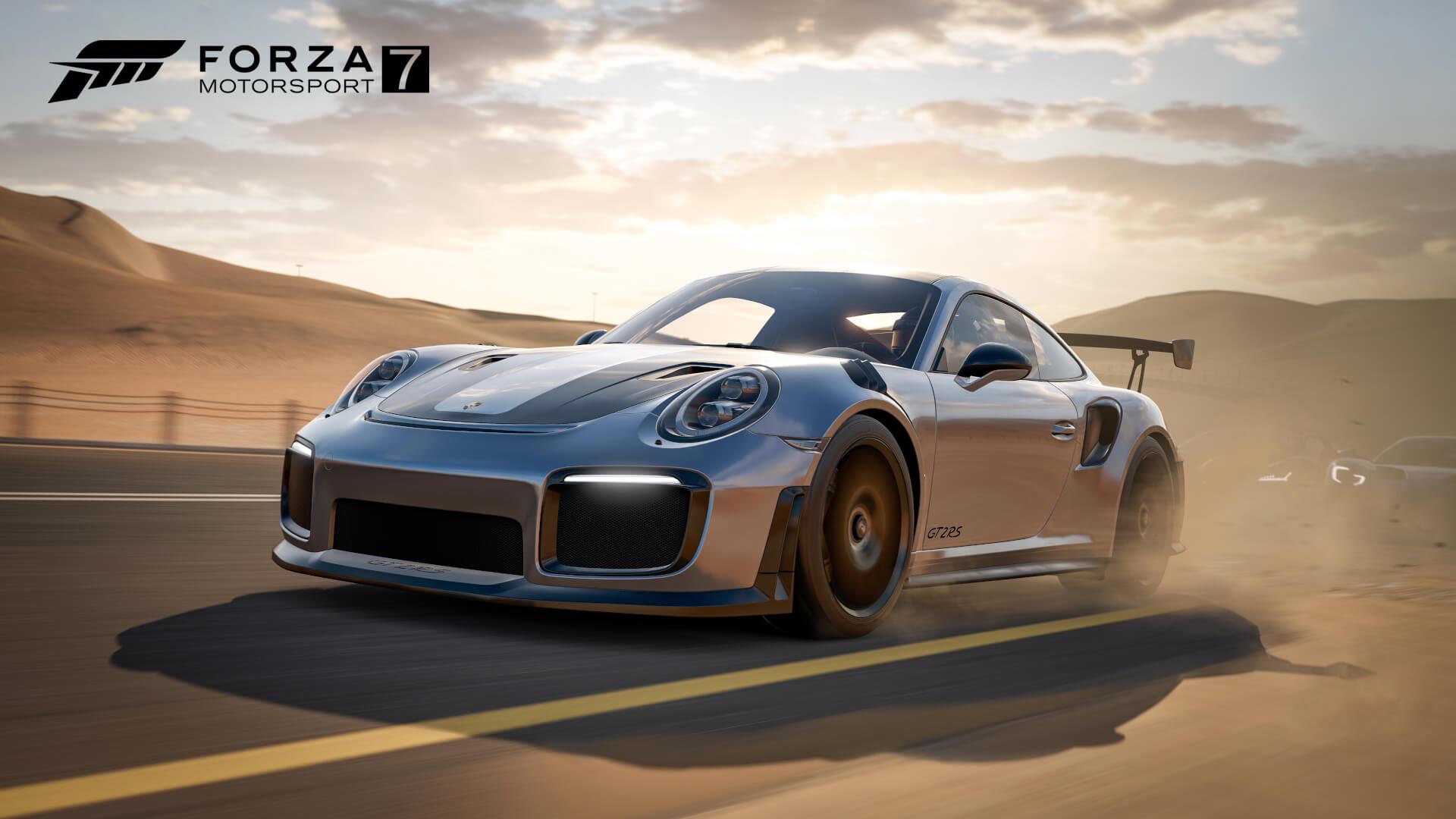 Forza Motorsport 7 Loyalty Rewards Updated Following Prize