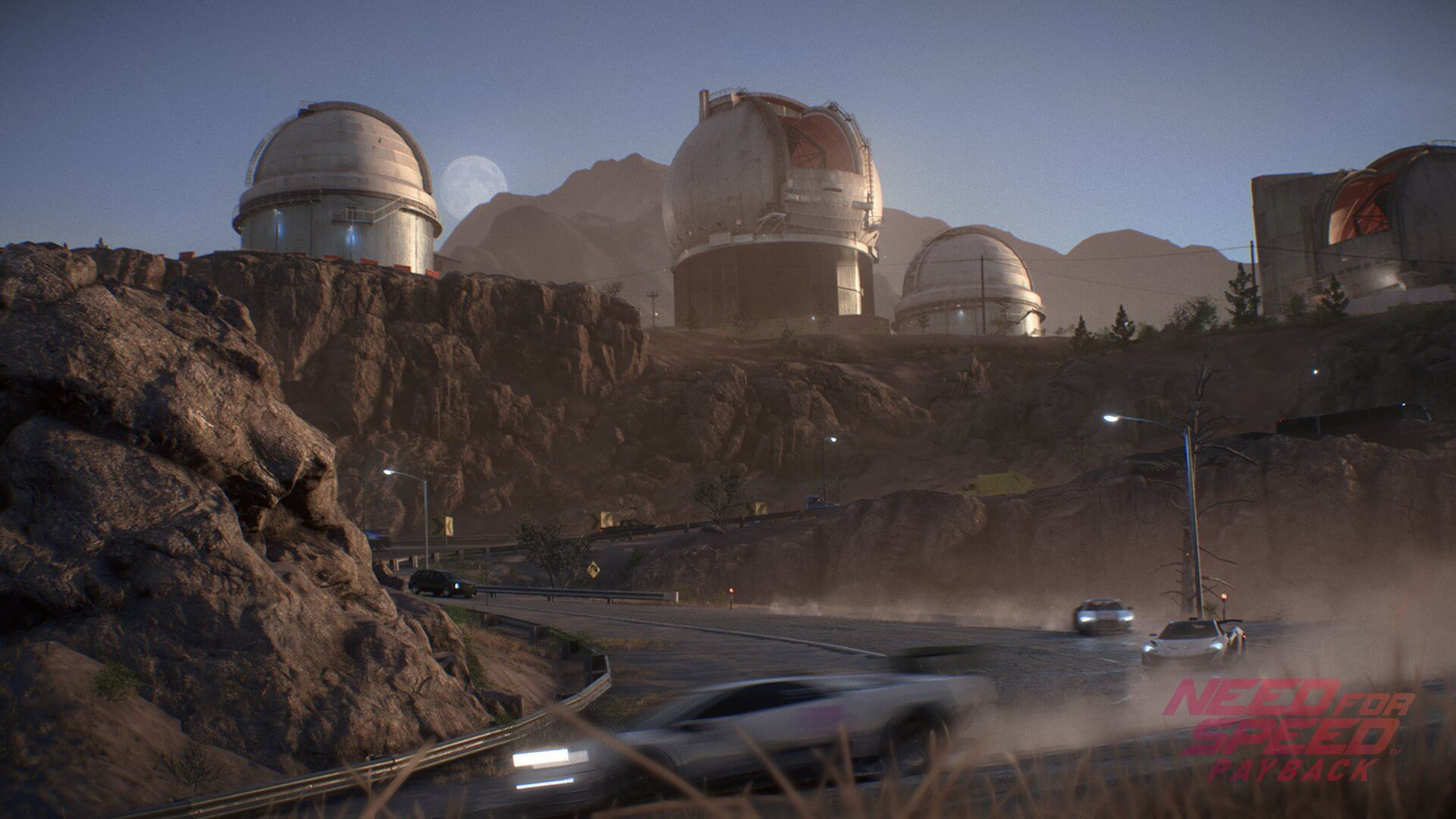Need For Speed Payback Full Map Revealed New Gameplay Trailer