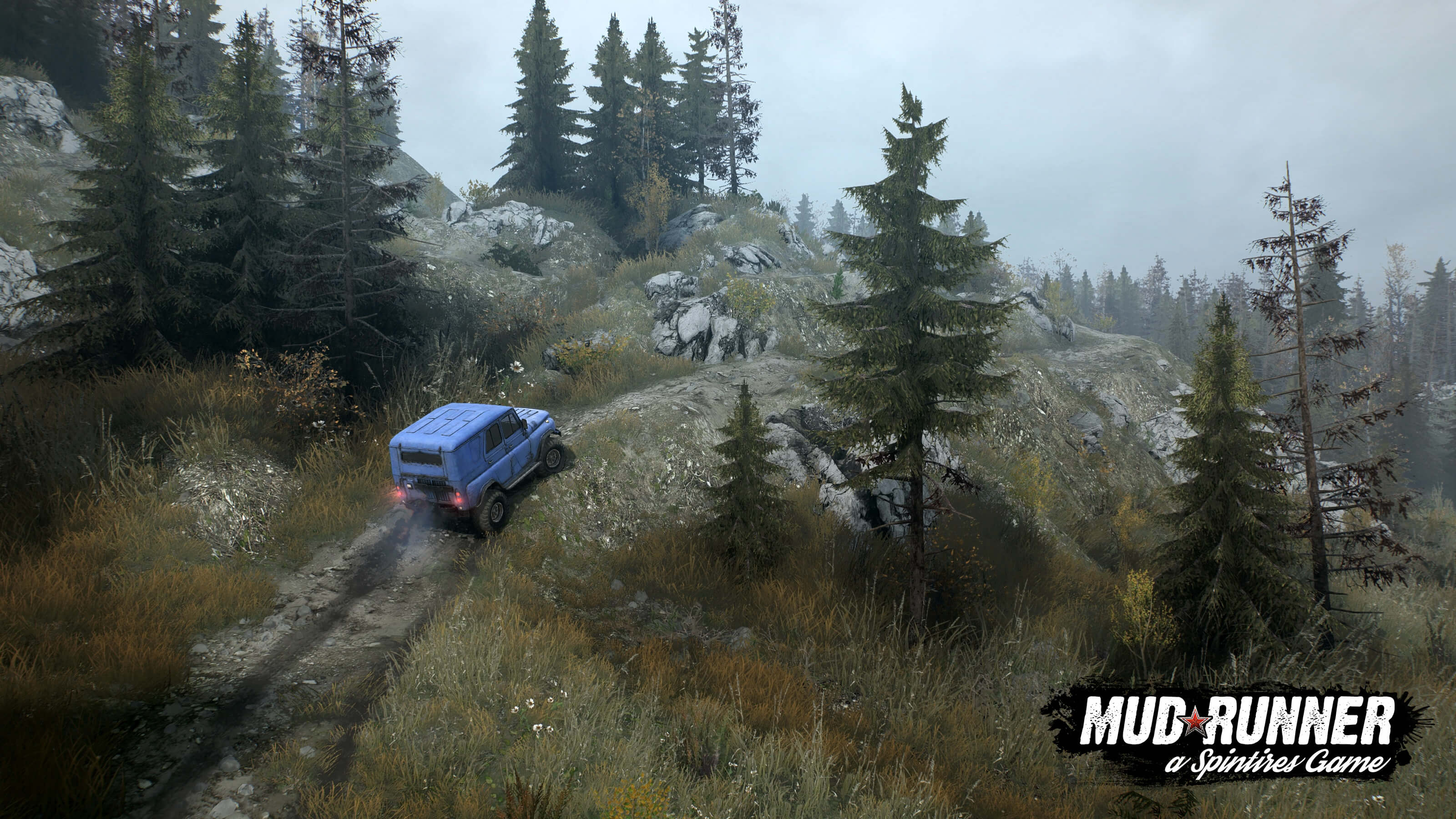 Spintires: MudRunner Looking Into Mod Support, Nintendo Switch