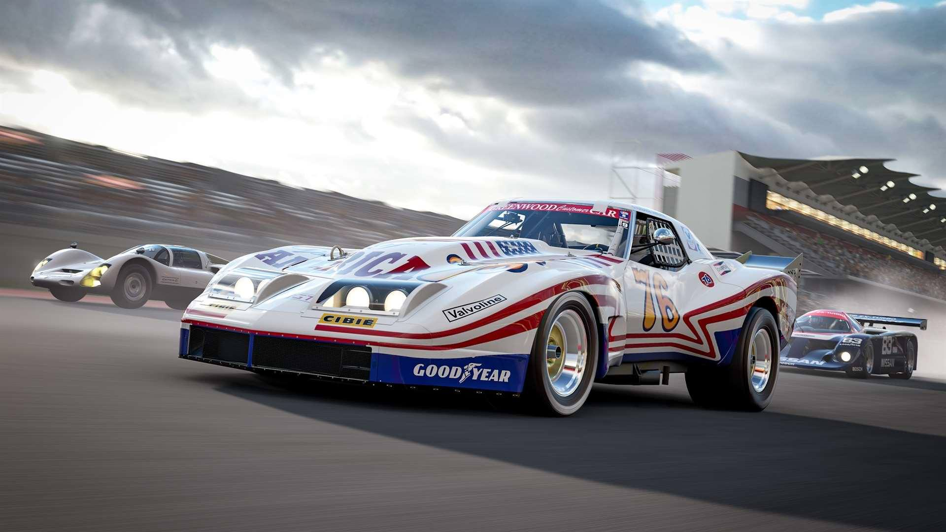 Forza Motorsport 7 K1 Speed Car Pack Adds 7 Unique Cars