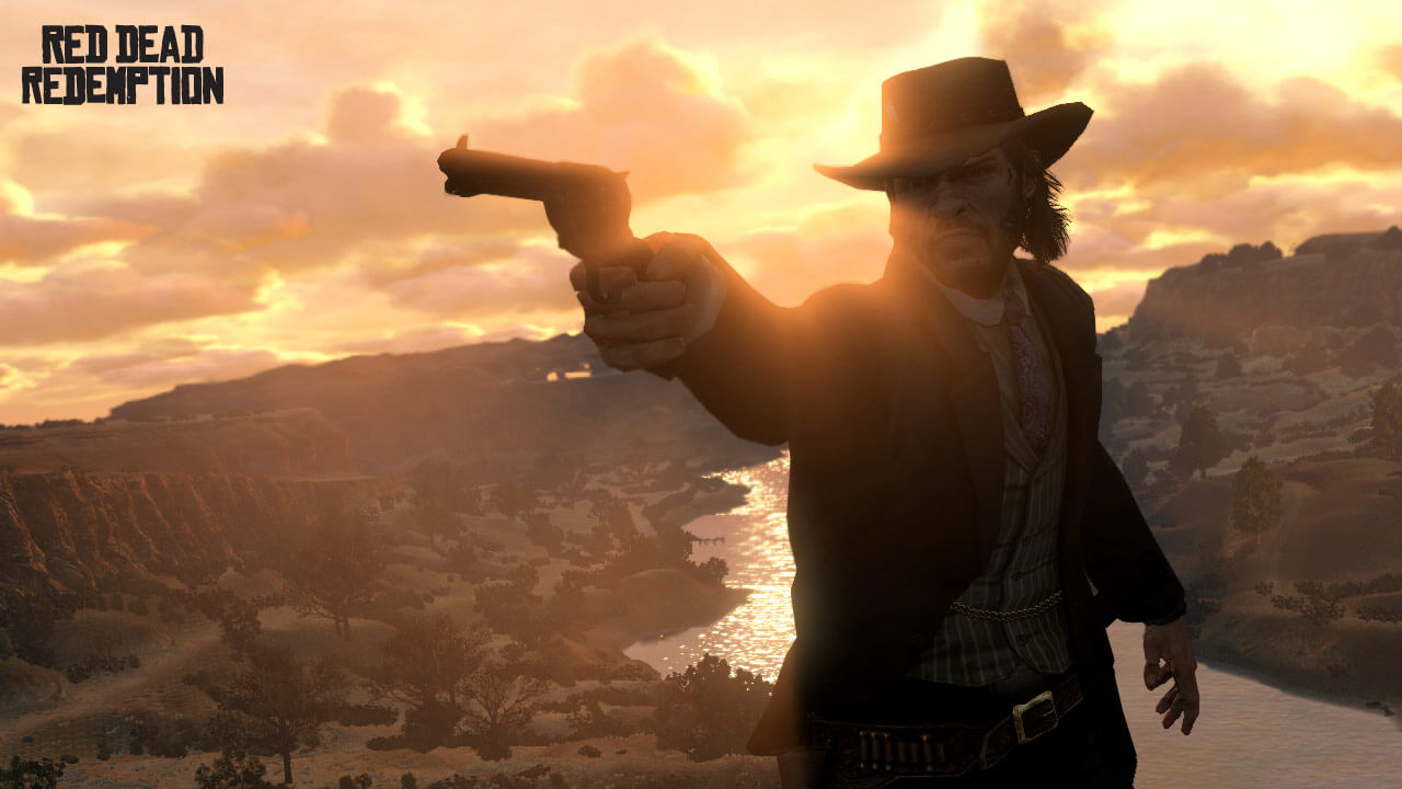 Red Dead Redemption, Gears of War 2 Enhanced for Xbox One X