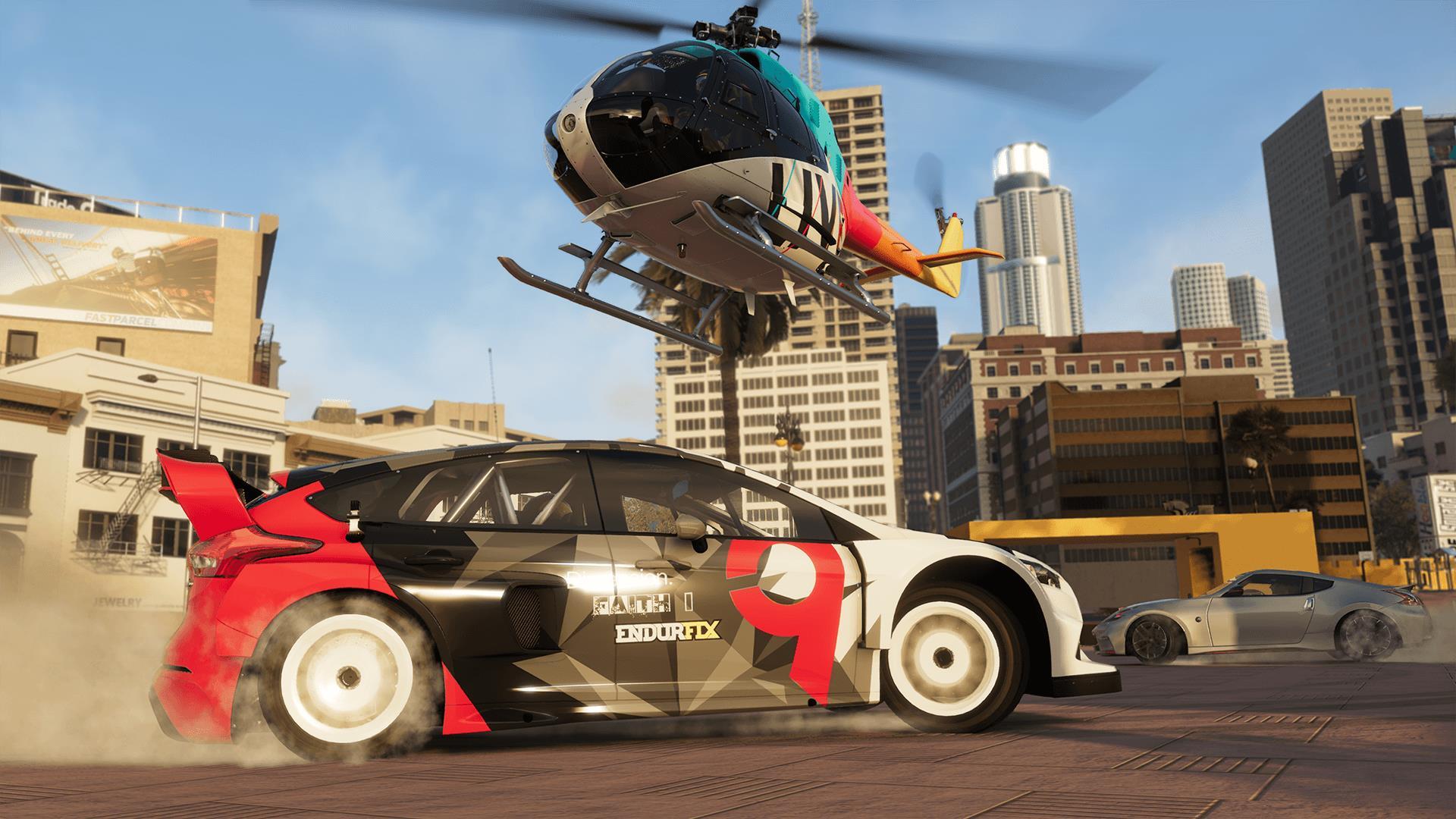 Race Terrain and Defy Gravity in The Crew 2's Open Beta