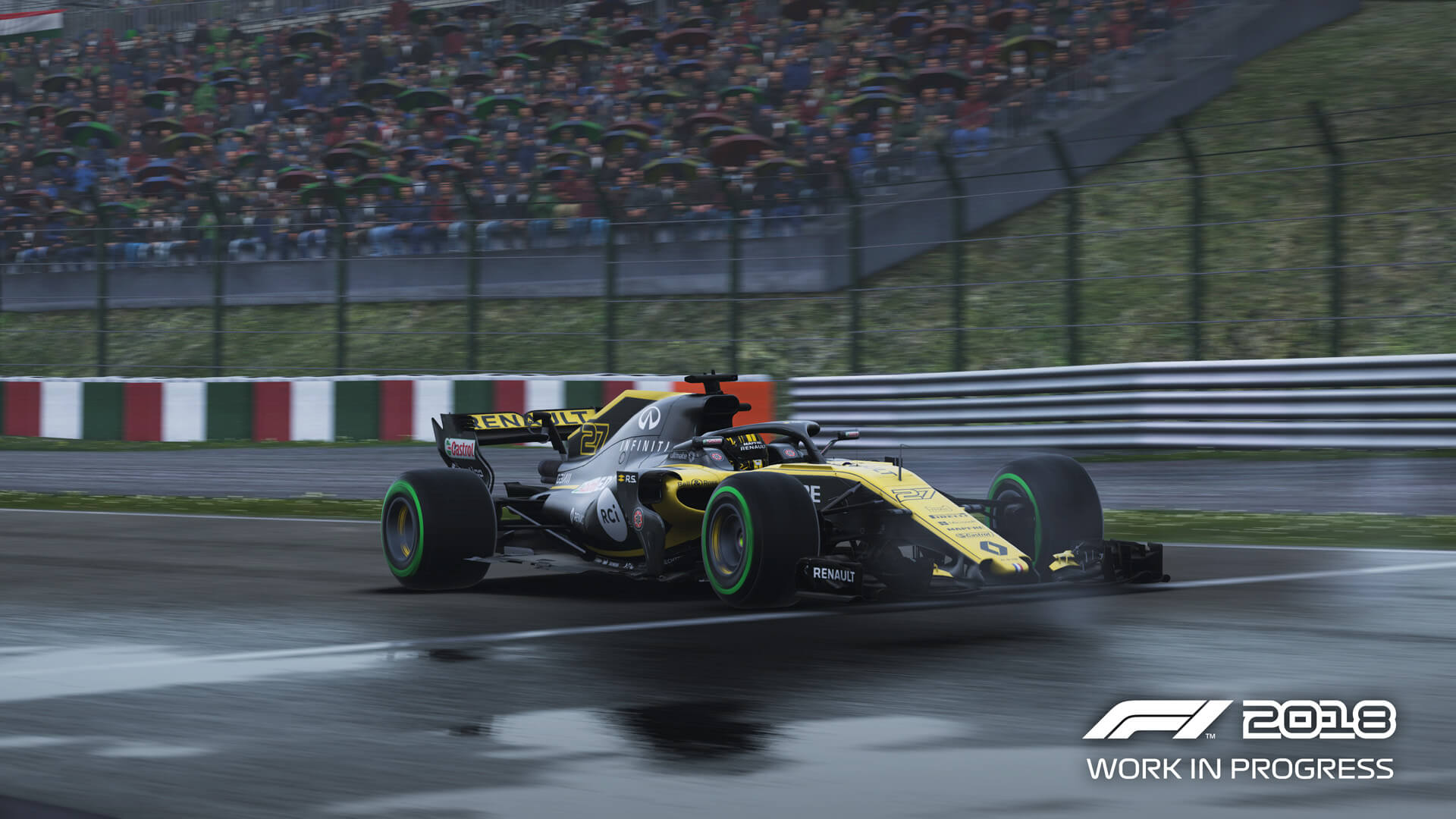 How F1 2018 Delivers Its Best Handling Simulation Yet
