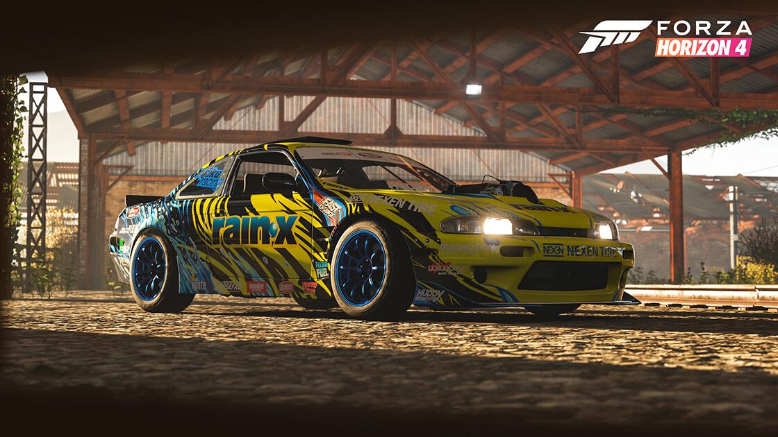 Forza 7 Car List >> Formula Drift Car Pack Slides This Fall into Forza Horizon 4 and Forza Motorsport 7 ...