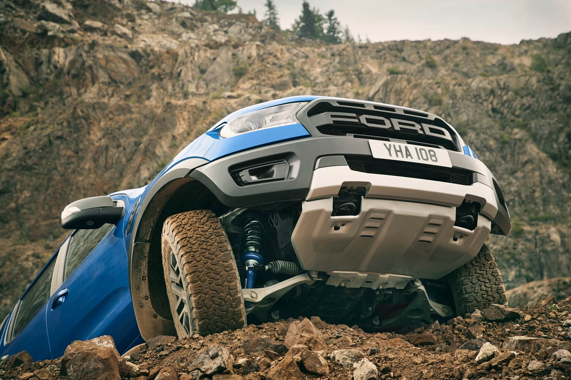 Ford's New 2019 Ranger Raptor Debuts in Forza Horizon 4 Later This
