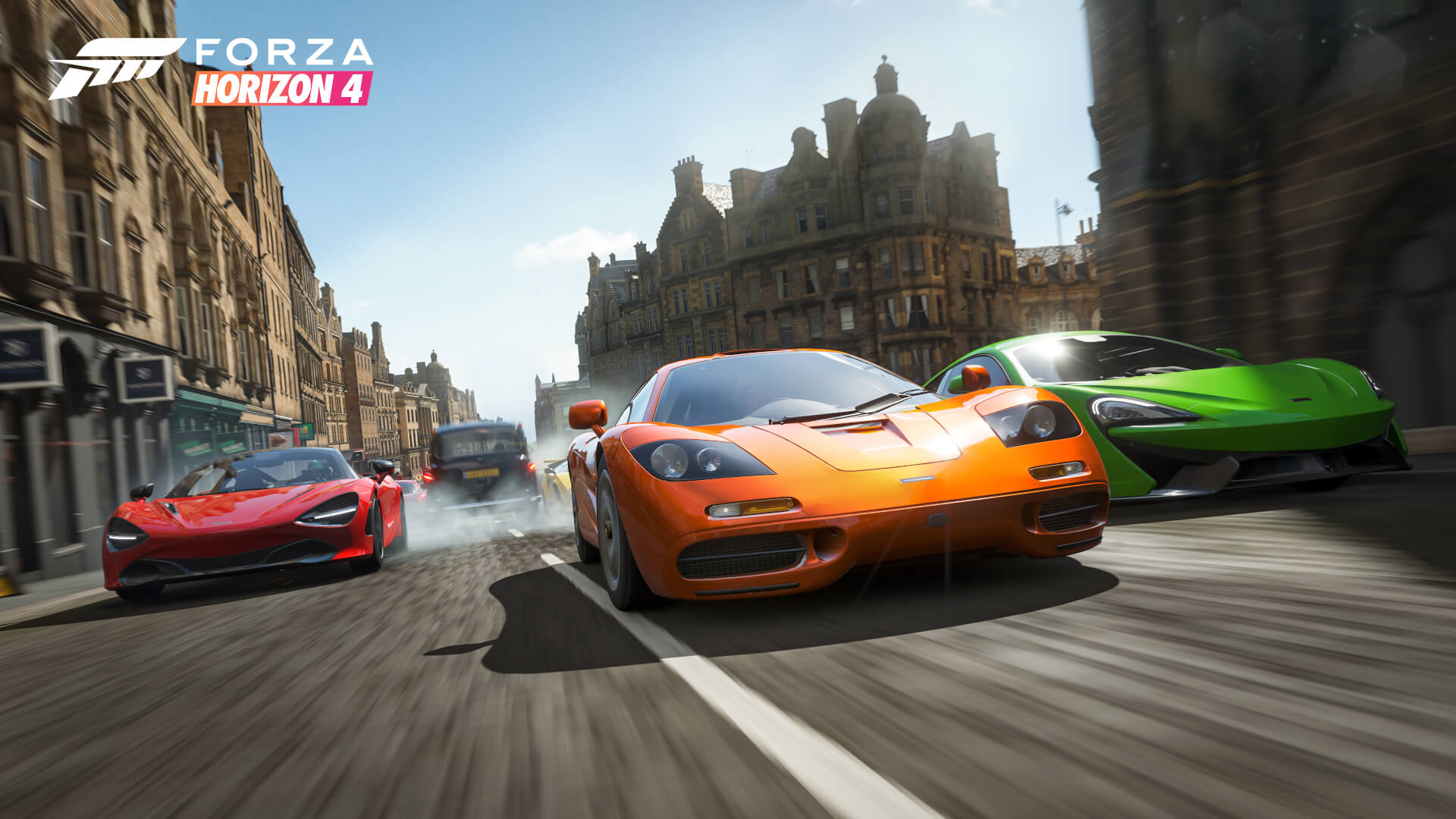 Discover Shared Open-World Gameplay in Forza Horizon 4