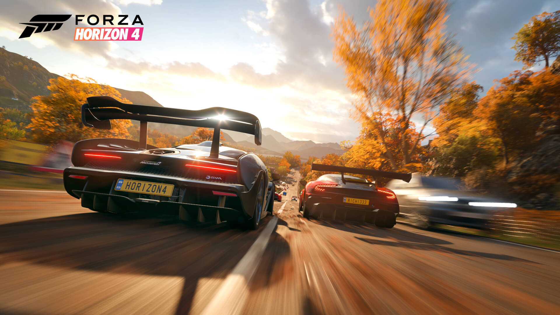 Forza Horizon 4's Beautiful Britain Is Truly Special