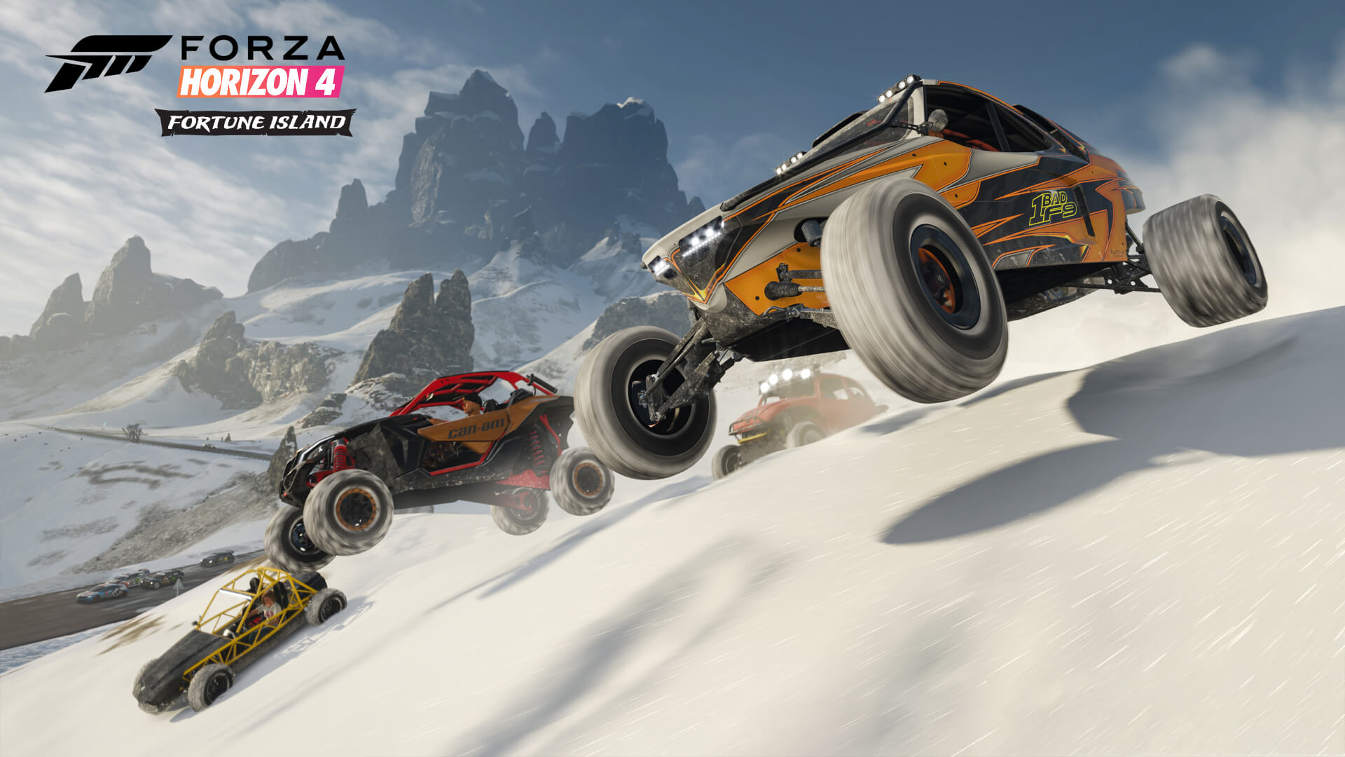 Forza Horizon 4 Fortune Island Cars, Events and Features