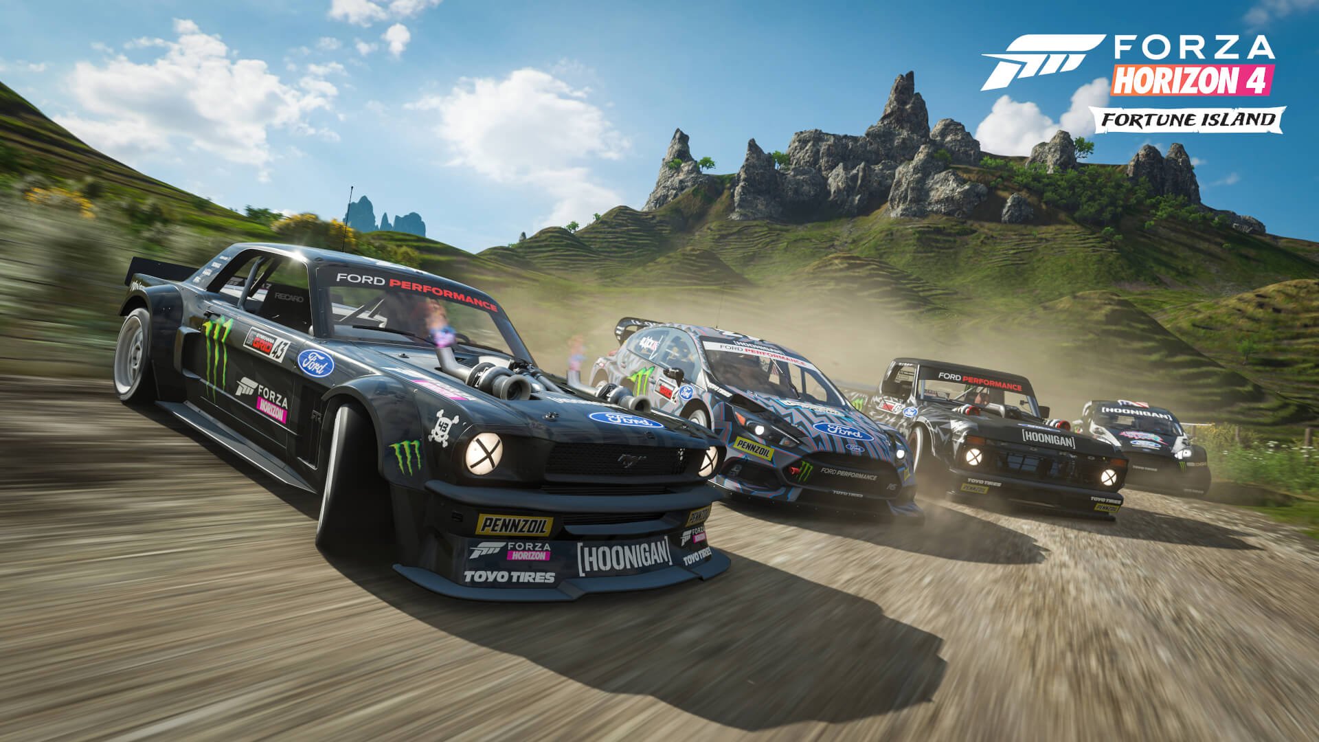 Forza Horizon 4 Fortune Island Achievements List – FullThrottle Media