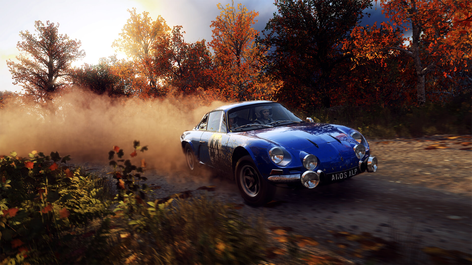 Dirt Rally Xbox One : dirt rally 2 0 shows classic rally cars through the ages fullthrottle media ~ Aude.kayakingforconservation.com Haus und Dekorationen