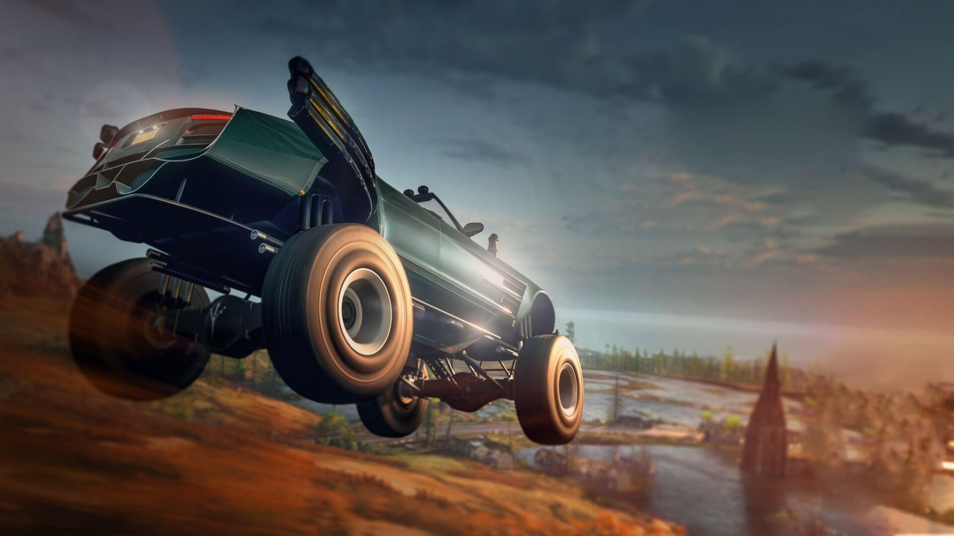 Forza Horizon 4 Series 6 Update Arrives This Week