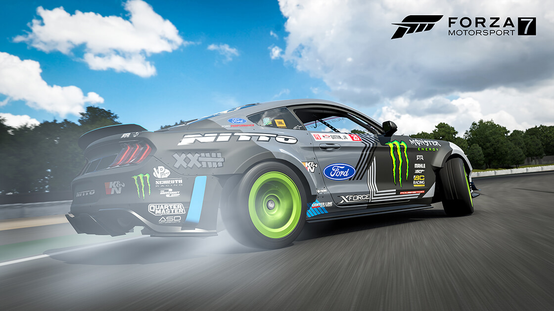 Forza Motorsport 7's March Update Debuts New Drift