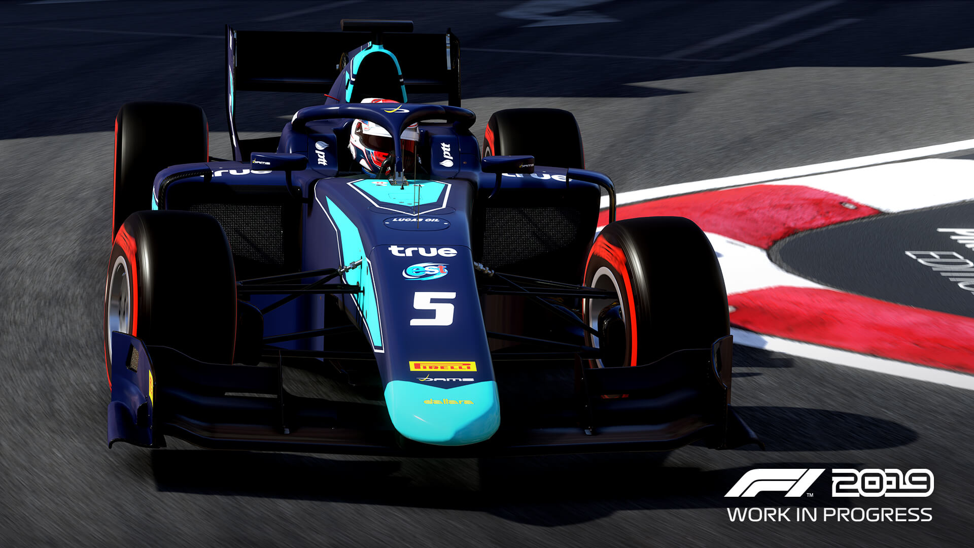 F1 2019 Includes