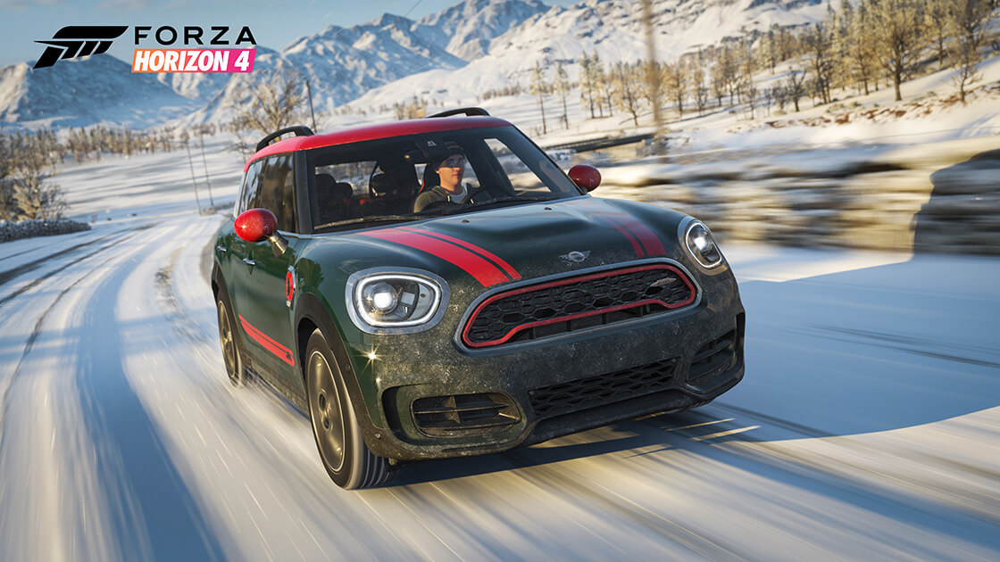 Forza Horizon 4 Series 9 Update Celebrates Mini May – FullThrottle Media