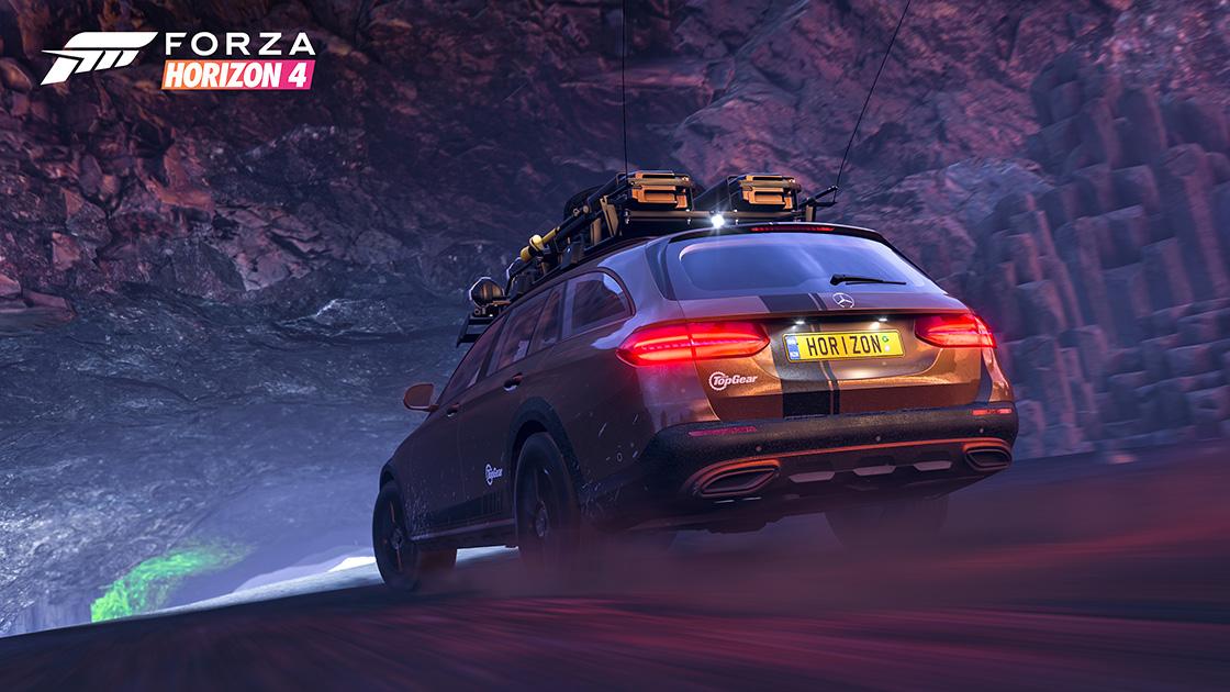 Forza Horizon 4's Series 11 Update Spotlights Top Gear