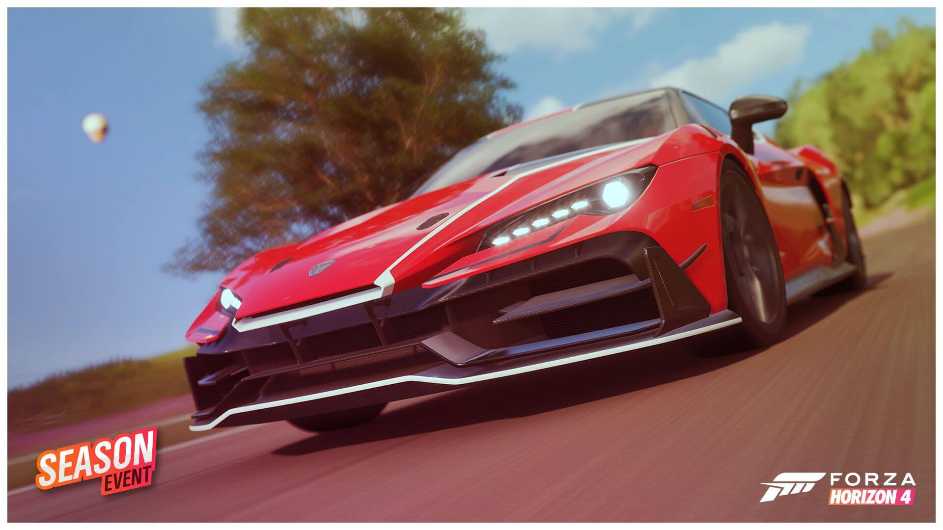 Forza Horizon 4 Series 13 Pays Homage to Porsche