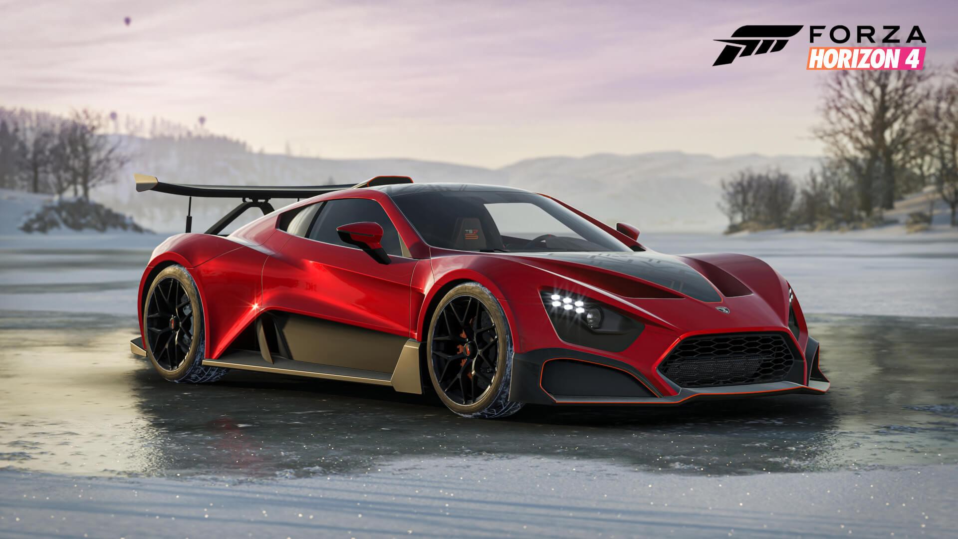 Forza Horizon 4 Fahrzeuge