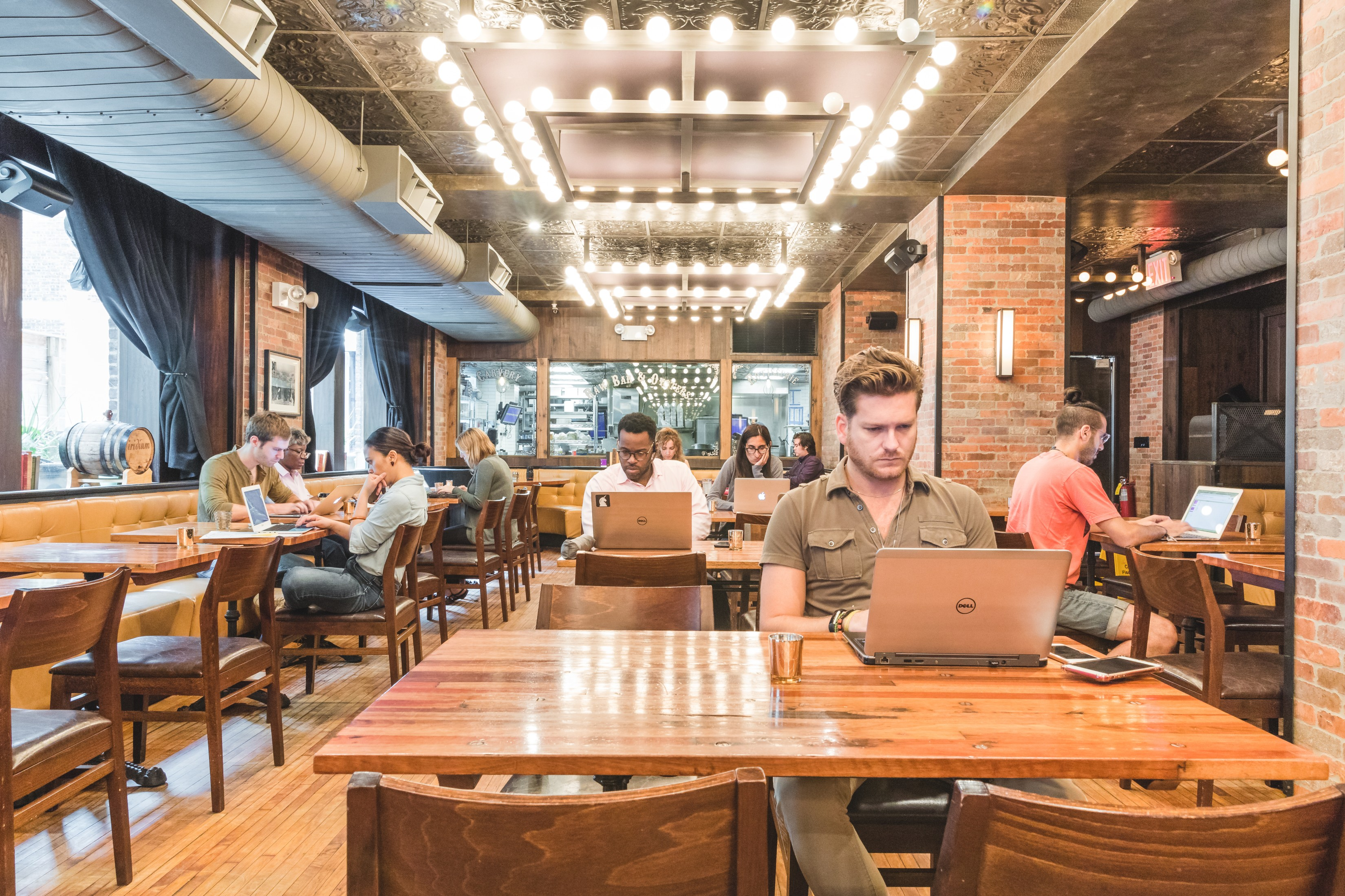 Coworking at The Ribbon in the Upper West Side