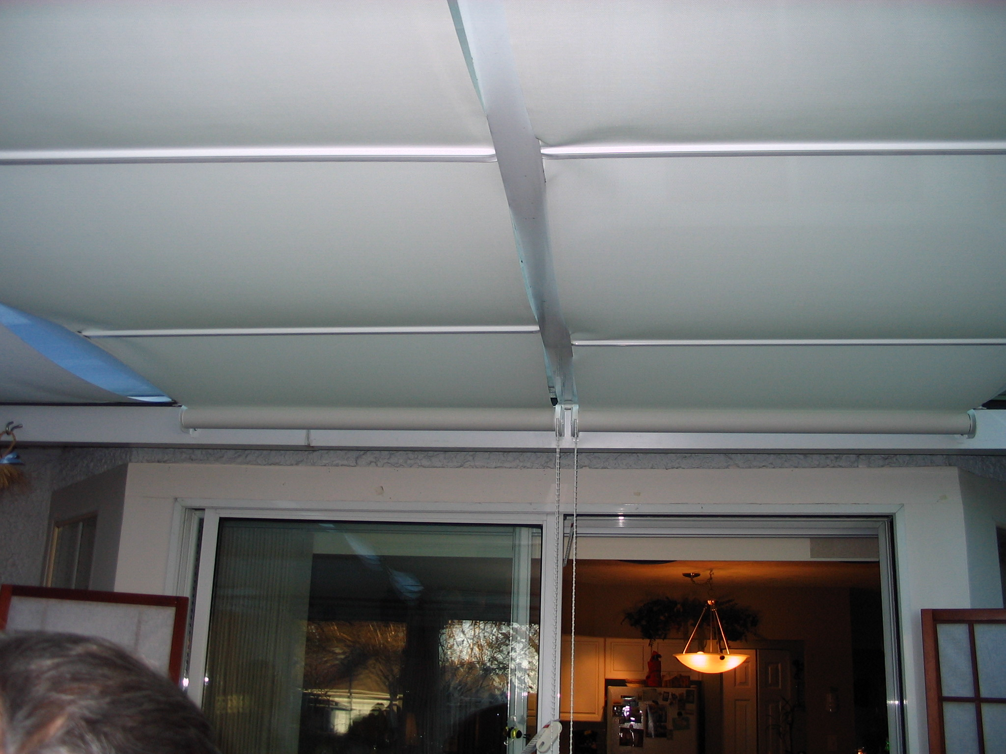 screens sunrooms design blinds solutions img french motorized door skylight