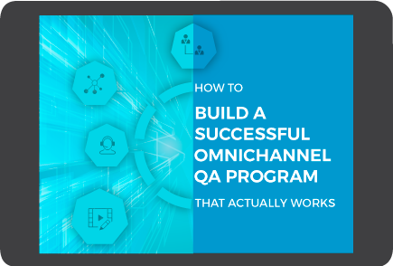 Build a successful omnichannel quality assurance process with PlayVox
