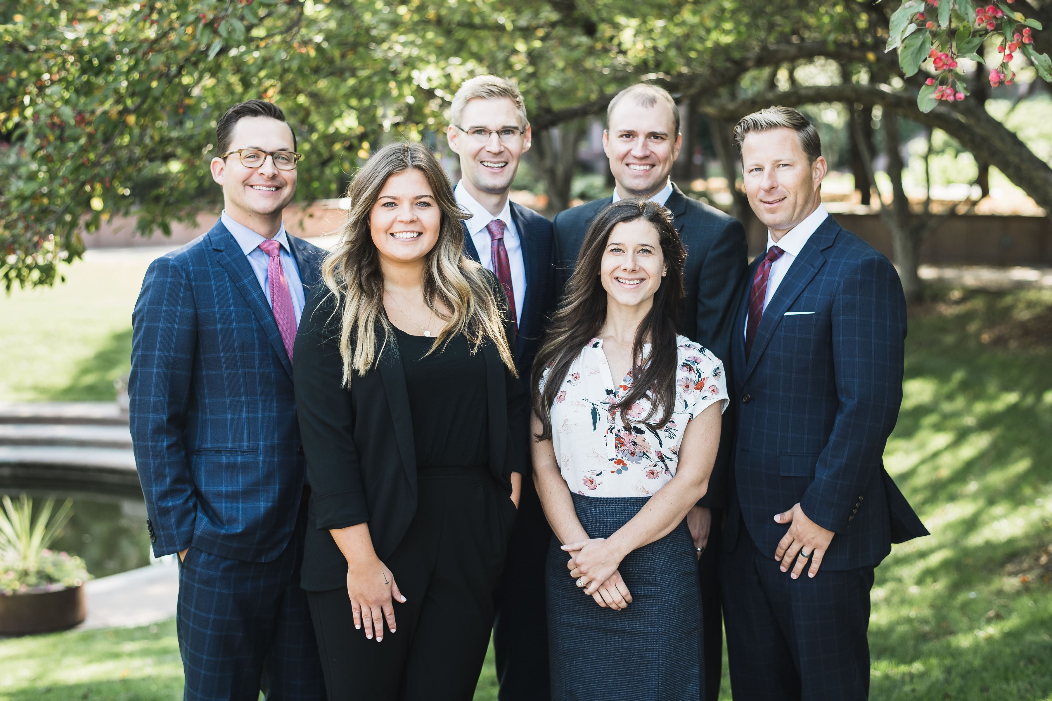 The Great Waters Financial Minnetonka Team Portrait