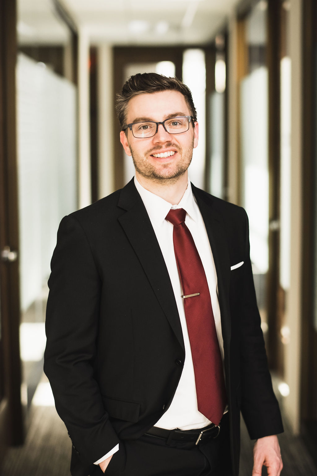 Conor Manning is an advisor at the Vadnais Heights office.