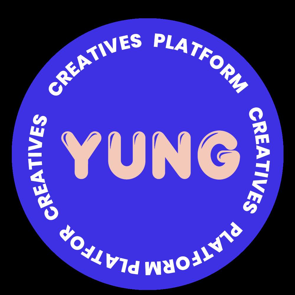 Logo YUNG Creatives Platform