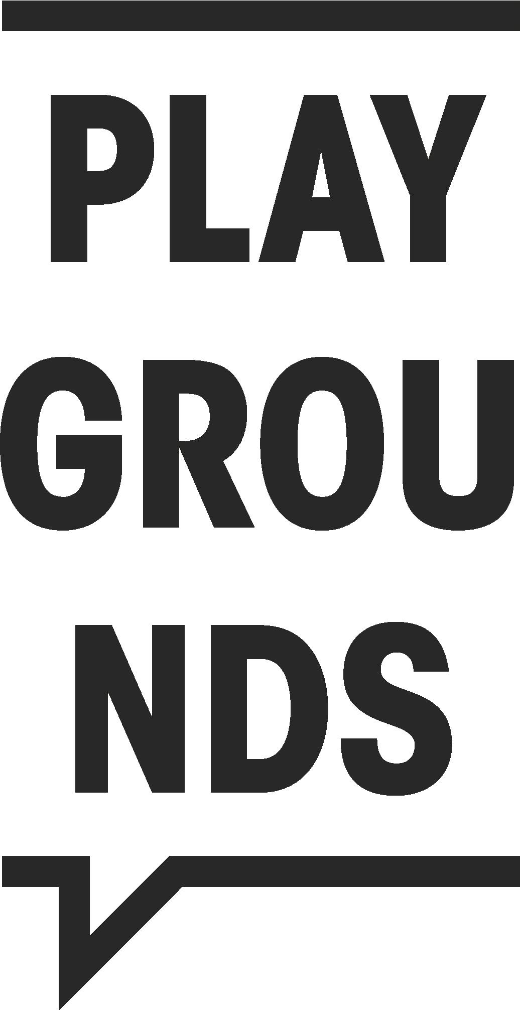 Logo Playgrounds Rotterdam